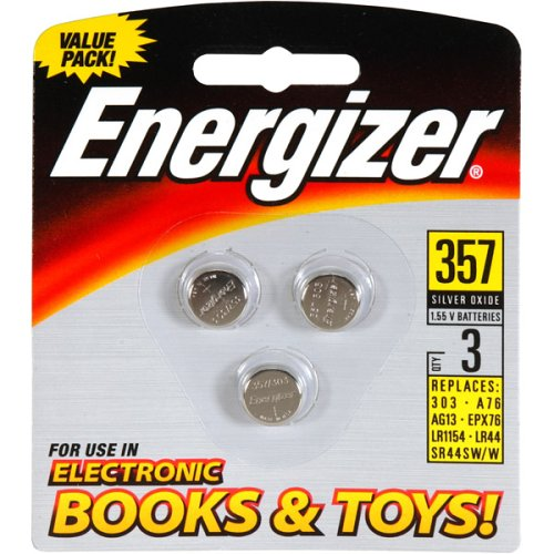 303 Button Cell (Energizer 357/303 Battery)