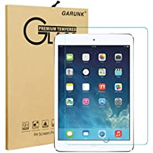 Screen Protector for iPad Mini 1/Mini 2/Mini 3, GARUNK Tempered Glass Screen Protector [9H Hardness] [Crystal Clear] [Scratch Resist] [Bubble Free Install] for iPad Mini 1 2 3 Gen 7.9-inch