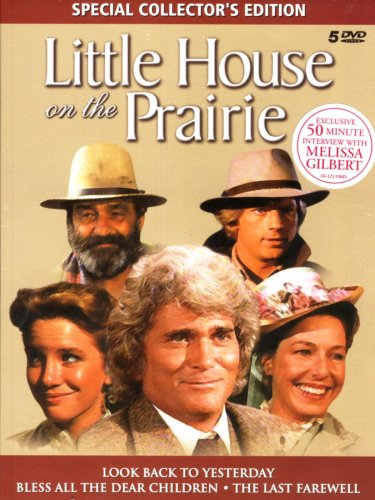 (Little House on the Prairie: Special Collector's Edition Movies (Boxset) Look Back to Yesterday / Bless All the Dear Children / The Last Farewell)