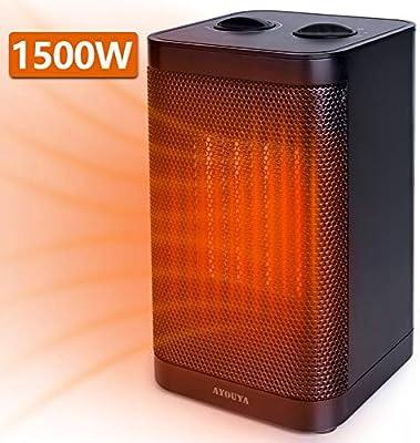 Ayouya Heater Fan Heater Electric Heater Ptc Ceramic Space