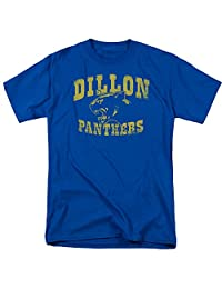 Friday Night Lights Dillon Panthers Logo Vintage Style NBC TV Show T-Shirt Tee