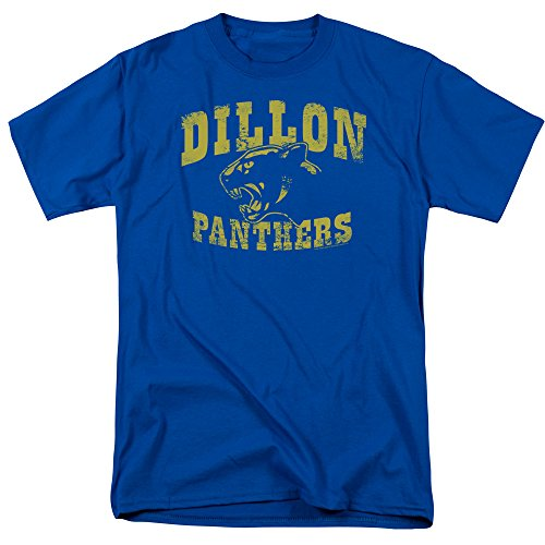 Friday Night Lights Dillon Panthers Logo Vintage Style Nbc Tv Show T Shirt Te... ()
