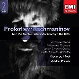 Prokofiev: Ivan The Terrible, Alexander Nevsky; Rachmaninov: The Bells