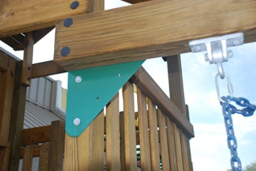 Playkids Triangle hardware Attachments Playground product image