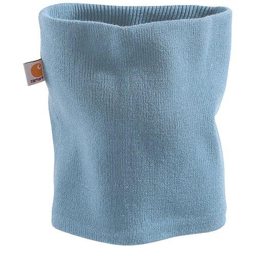 Carhartt Women's Solid Neck Gaiter- Dusty Blue