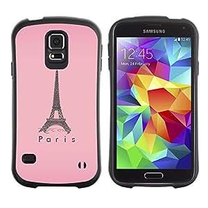 Hybrid Anti-Shock Bumper Case for Samsung Galaxy S3 / Bear wangjiang maoyi by lolosakes