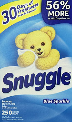 snuggle-fresh-dryer-sheets-blue-sparkle-250-count