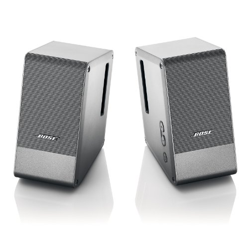 bose computer musicmonitor silver import it all. Black Bedroom Furniture Sets. Home Design Ideas