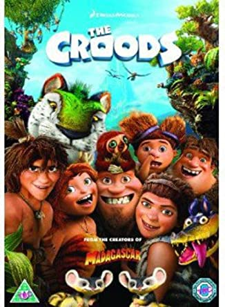 809f691a0fa5be The Croods  DVD   2013   Amazon.co.uk  Nicolas Cage