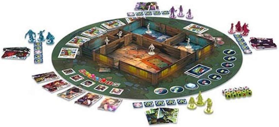 LAST LEVEL Monster Slaughter Castellano, Multicolor (BGMONSTERSL): Amazon.es: Juguetes y juegos