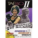 TaeBo II: Advanced 1 & Advanced 2 Workouts
