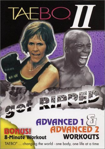 (TaeBo II: Get Ripped Advanced Workout)