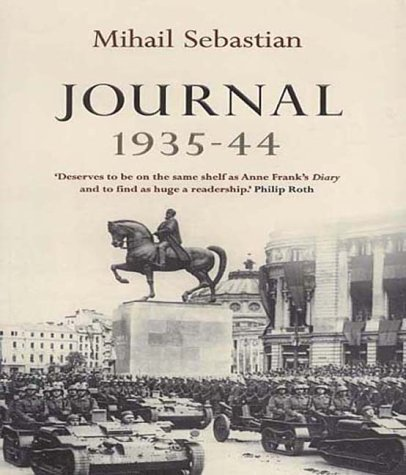 mihail sebastian journal of 1935-1944 pdf