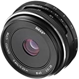 Meike 28mm f/2.8 Fixed Manual Focus Lens for Sony E mount Mirrorless Camera A6500 A6300 A6000 A5100 A5000 NEX7 NEX6 NEX5n