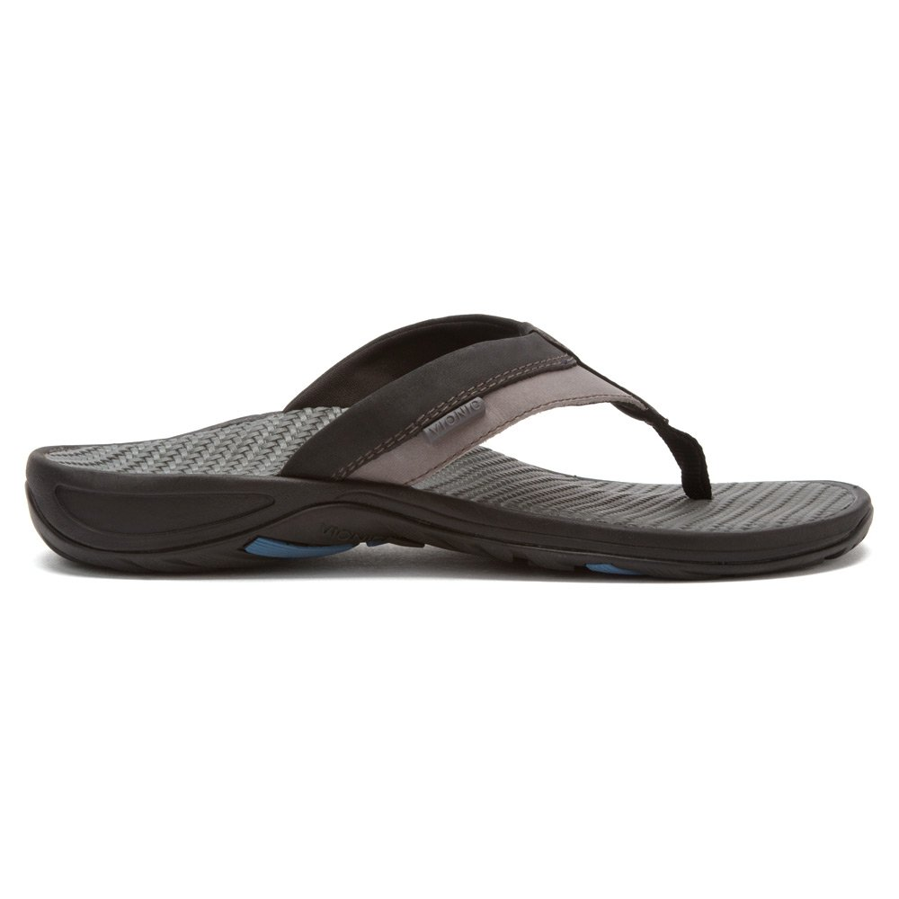 a15957301066 Amazon.com  Vionic Women s Rest Pippa Toepost Sandals – Ladies Leather Knot  Flip Flops with Concealed Orthotic Support  Shoes