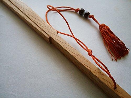 Evergreen Oak Made Weapons Samurai Had Sensu Tessen Fan of