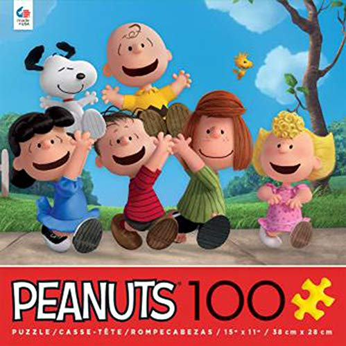 Ceaco Peanuts Movie Friends 100 Piece Puzzle (Picture Beethoven)