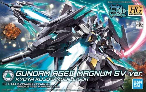 Bandai Hobby HGBD #24 Gundam Age-II Magnum SV. Ver Build Divers 1/144