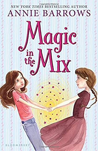 book cover of Magic in the Mix