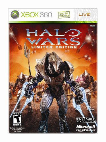 Halo Wars Limited - Xbox 360 (Collector's) ()