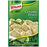 pasta sauce pesto - Knorr Pasta Sauce Mix Pasta Sauce Mix, Creamy Pesto 1.2 oz (Pack of 12)