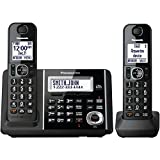 PANASONIC KX-TGF342B Dect 6.0 1.9 Ghz Expandable Digital Cordless Phone System (2 Handsets)