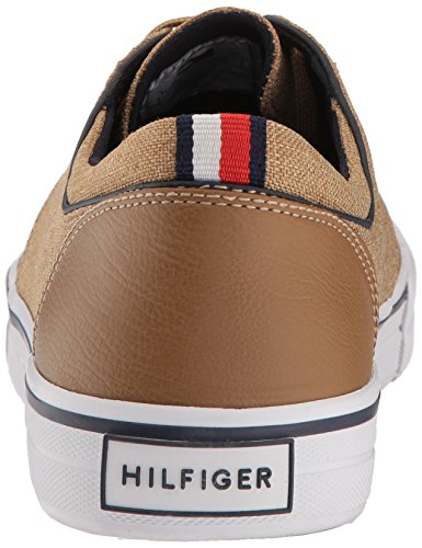 Tommy Hilfiger Men's Redd Oxford Light Brown Fabric outlet pictures manchester great sale online clearance low price fee shipping outlet new arrival sale pay with paypal G9Xh5EW