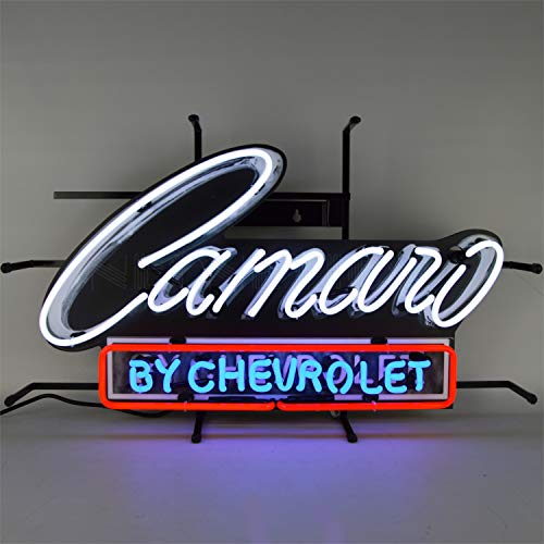 (Neonetics Camaro by Chevrolet NEON Sign)