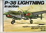 P-38 Lightning in Action 9780897470247