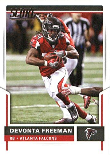 2017 Score  229 Devonta Freeman Atlanta Falcons Football Card