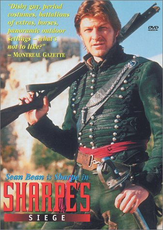 Sharpe's Siege (French Costume Drama Films)