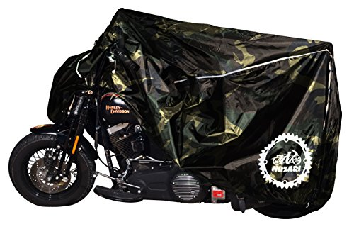 Motorcycle Shade Cover - 9