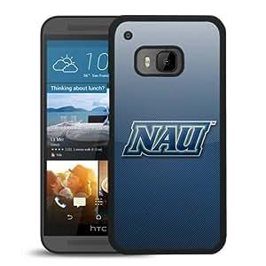 NCAA Northern Arizona Lumberjacks 4 Black Hard Shell Phone Case For HTC ONE M9