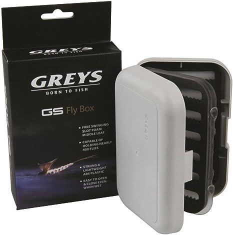 Greys GS - Caja para moscas de pesca: Amazon.es: Deportes y aire libre