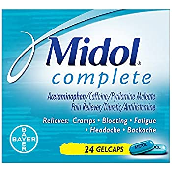 Amazon.com: Buscapina Multi Symptom Pain Relief (24 caplets ...