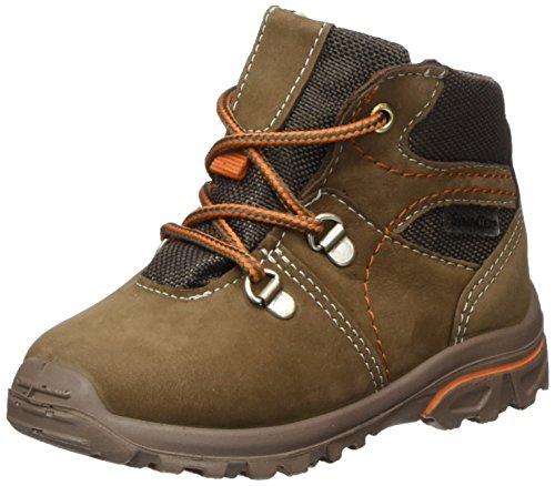 Ricosta Dasse - Zapatos Niños Marrón - Braun (Hazel/schoko 265)