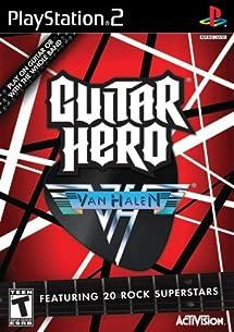 Guitar Hero Van Halen - PlayStation 2