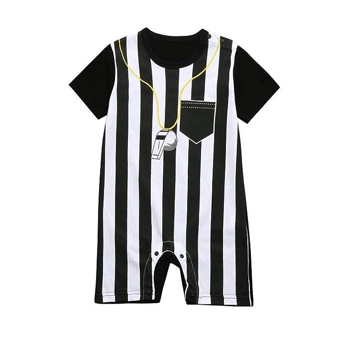 Amazon.com: LIFLWO - Traje de bebé para niños de 0 a 3 años ...
