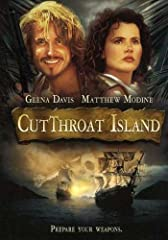 """Cutthroat Island"" is set on the high seas of the 1600's--when the men were daring... and so were the women. It is a rousing tale of buried treasure, battles, duels, and above all, romance. Morgan Adams, the brave and beautiful daughter of th..."
