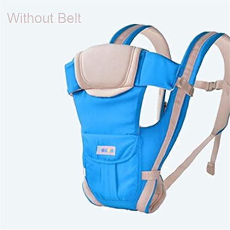 feb8910dcc1 Image Unavailable. Image not available for. Color  2-30 Months Baby Carrier  Multifunctional Front Facing Baby Carrier Infant Sling Backpack Pouch Wrap