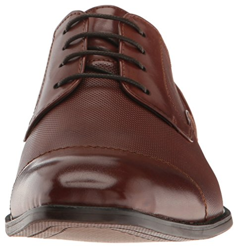 Kenneth Cole Niet-genoteerde Heren Avondeten Oxford Cognac