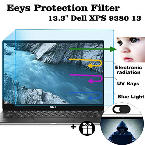 Eyes Protection Filter Fit 2019 2018 Dell XPS 13 9380 13.3