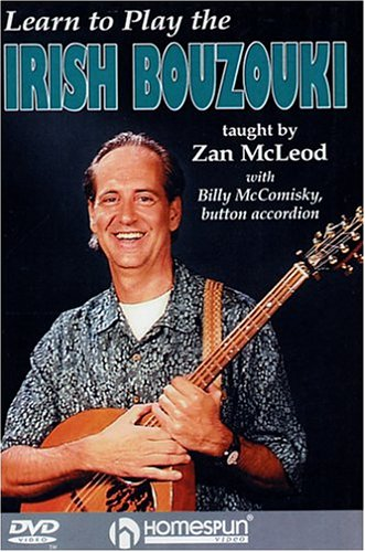 Zan McLeod - Learn To Play The Irish Bouzouki [UK Import]