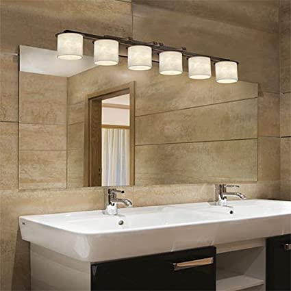 Justice Design Group CLD-8786-10-DBRZ Clouds Collection Dakota 6 ...