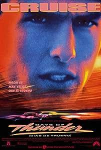 Días de trueno (Days of thunder) [Blu-ray]