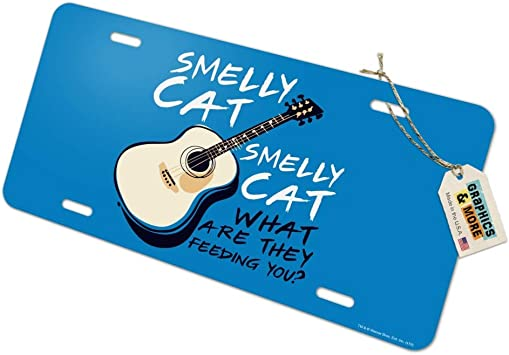 Graphics and More Friends Central Perk Logo Novelty Metal Vanity Tag License Plate