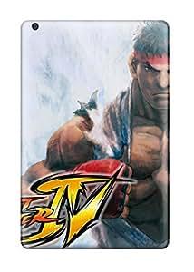 Ideal Benailey Case Cover For Ipad Mini/mini 2(street Fighter), Protective Stylish Case