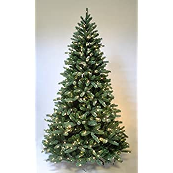 Amazon Com Balsam Hill Vermont White Spruce Narrow