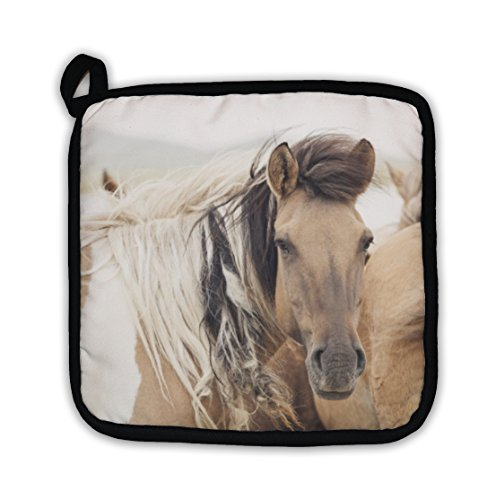 Gear New Horse Herd on The Pasture Pot - Throw Gear Express Womens