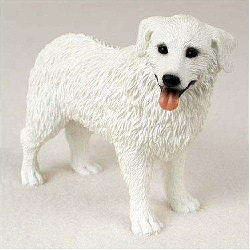 Kuvasz Original Dog Figurine (4in-5in)